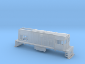 Nz64 Dh General Electric - Pre Shunters Refuge in Smooth Fine Detail Plastic