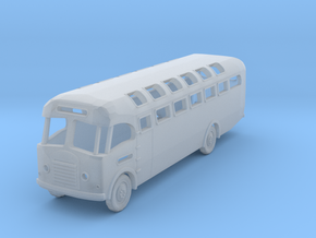 Nz120 Nzr Road Services Coach in Smooth Fine Detail Plastic