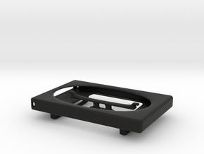 Beltloop wallet/cardholder in Black Strong & Flexible