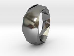 f4cetttt in Polished Silver