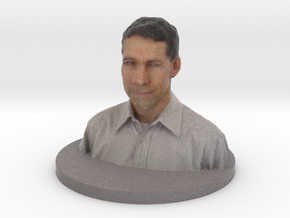 Gemi 3D Scan in Full Color Sandstone