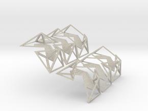 Icosahedrik in Natural Sandstone
