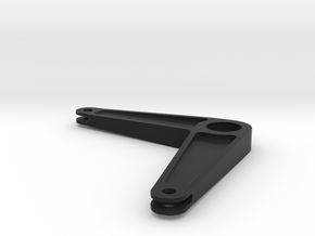 Lever in Black Strong & Flexible