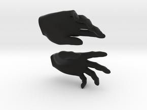 Hands in Black Strong & Flexible