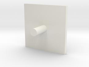 19 version 2 in White Natural Versatile Plastic