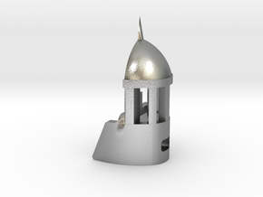 Flicka 2.2 Lighthouse in Natural Silver