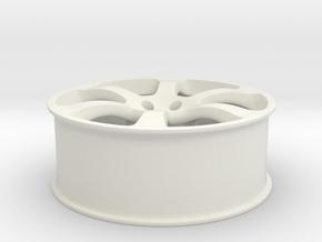 vanne3 in White Natural Versatile Plastic