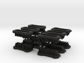 Gothic Hover APC x12 in Black Strong & Flexible