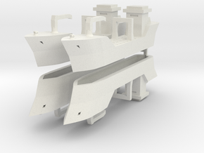 9-tender x4 in White Natural Versatile Plastic