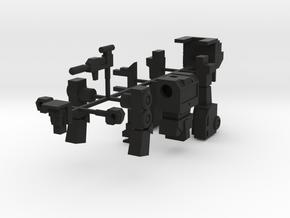 C Hooktron in Black Strong & Flexible