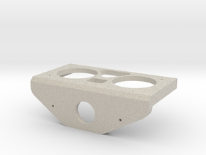 Sonar Servo Mount in Natural Sandstone
