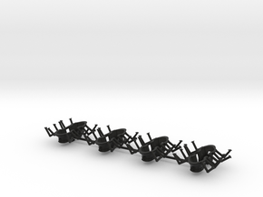 Gothic Spider Tank x8 in Black Strong & Flexible