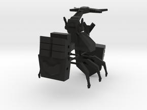 Barrage Beetle in Black Strong & Flexible