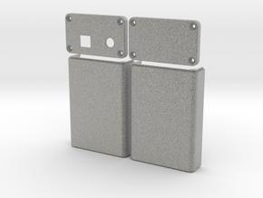 Arduino Case in Metallic Plastic