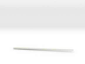 Chopstick in White Natural Versatile Plastic