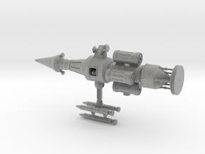 NASC Boomer Orion Battleship 1 in Metallic Plastic