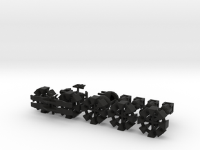 Robert''s Modules in Black Strong & Flexible