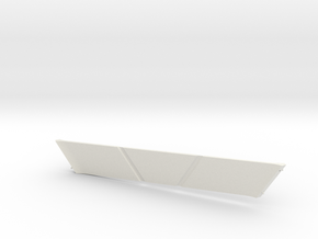 kubus ribbe in White Natural Versatile Plastic