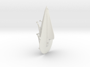 "R-Rocket ""Venus""-Class Medium in White Natural Versatile Plastic"