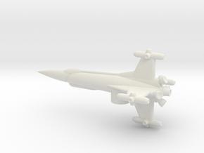 NASC F103 Thunderstar in White Natural Versatile Plastic