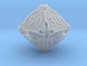 Premier Decader d10 in Smooth Fine Detail Plastic