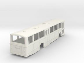 MB200 Streekbus 2 in White Natural Versatile Plastic