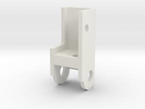distalV9 in White Natural Versatile Plastic