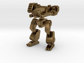 Terran Combat Walker in Natural Bronze