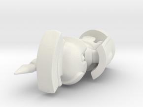 legion pawn in White Natural Versatile Plastic