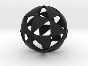 Octahedral group in Black Strong & Flexible