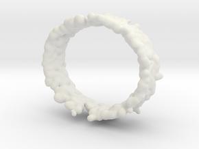 Anticlast 8 in White Natural Versatile Plastic
