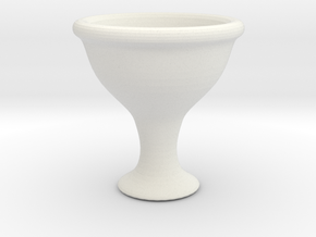 pokal01 texture in White Natural Versatile Plastic