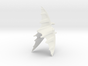 The Minbari Test in White Strong & Flexible