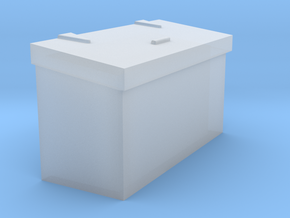 17tonnertoolbox in Smooth Fine Detail Plastic