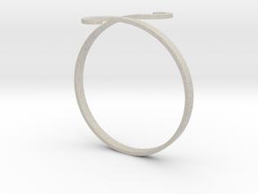 Bracelet in Sandstone