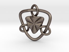 Celtic Knots 09 in Stainless Steel