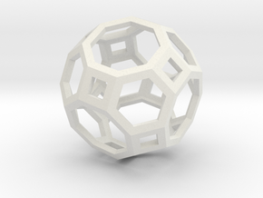 Truncated cuboctahedron in White Strong & Flexible