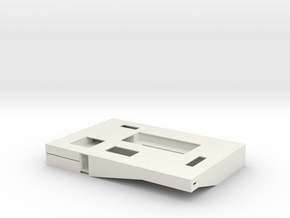 1_1stl in White Natural Versatile Plastic
