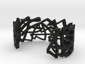 GRAF S in Black Natural Versatile Plastic