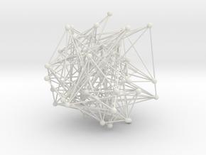 randomNet60 2 in White Natural Versatile Plastic