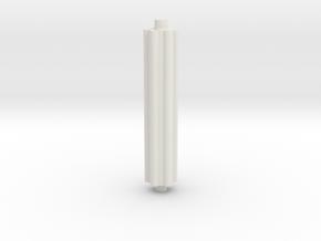 4mm5 in White Natural Versatile Plastic