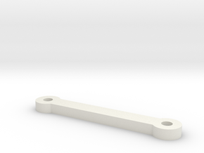 Part 009 - Quadcopter Frame in White Strong & Flexible