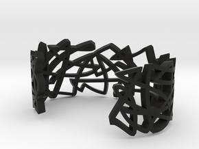 GRAF medium in Black Strong & Flexible