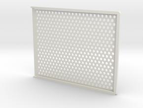 arduino enclosure top in White Natural Versatile Plastic