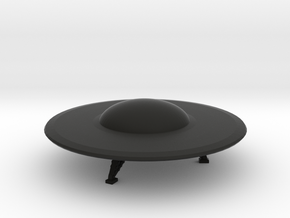 R-Rocket UFO 004 in Black Strong & Flexible