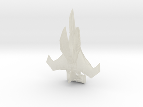 Skva''Traik Fighter in Transparent Acrylic