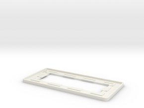 AT.Imaging.Holder.mk.2.5 in White Natural Versatile Plastic