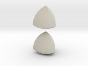 Meissner Tetrahedra in Sandstone