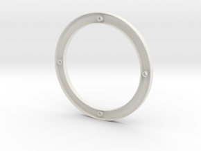 subwoofer ring hol en open in White Natural Versatile Plastic