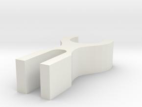 laser alignment tool in White Natural Versatile Plastic